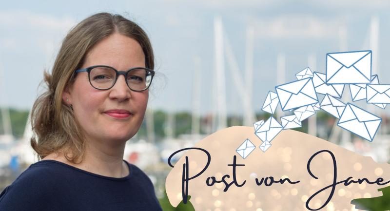 Briefpost von Jane