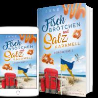 Fischbrötchen und Salzkaramell